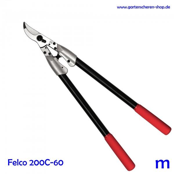 Strauchschere aus Karbon Felco 200C-60 m. geradem Schnitt